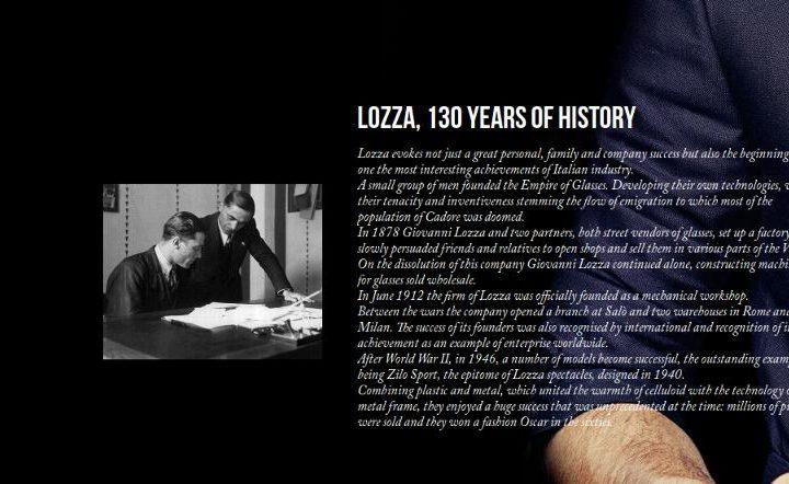 Lozza history