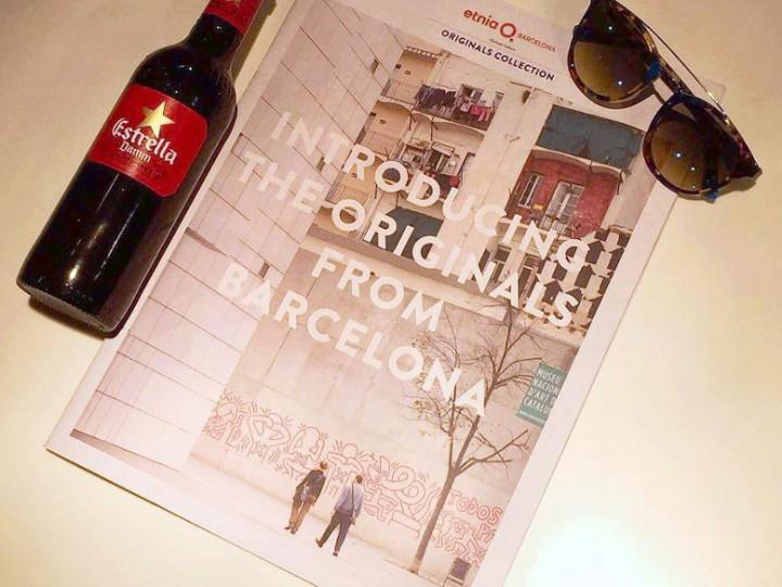 Νέες παραλαβές Etnia Barcelona